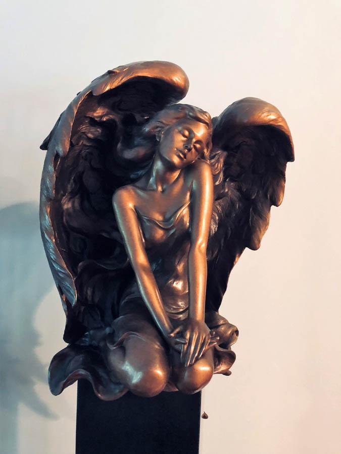 Meditation {Bronze)